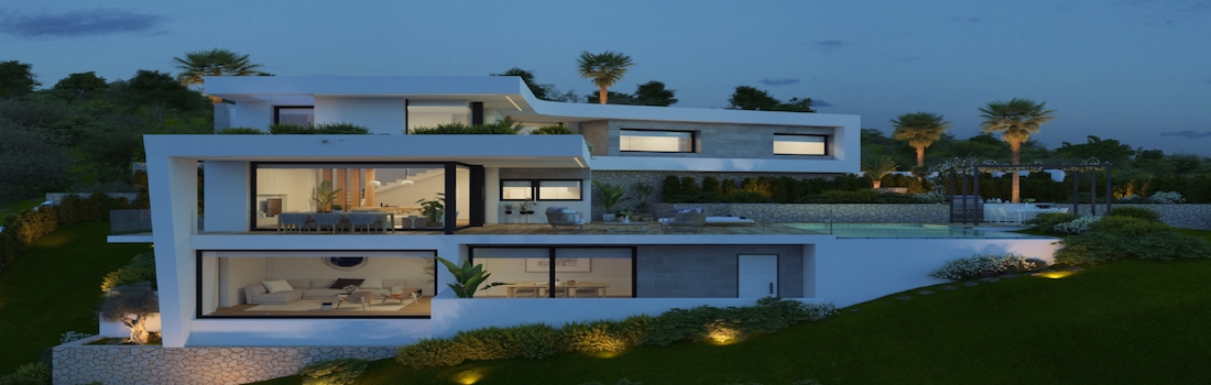 New build houses Benidorm - Finestrat