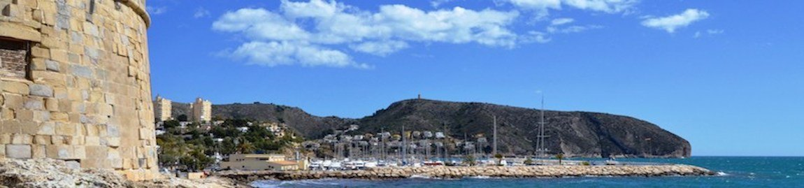 Building plot for sale in Moraira