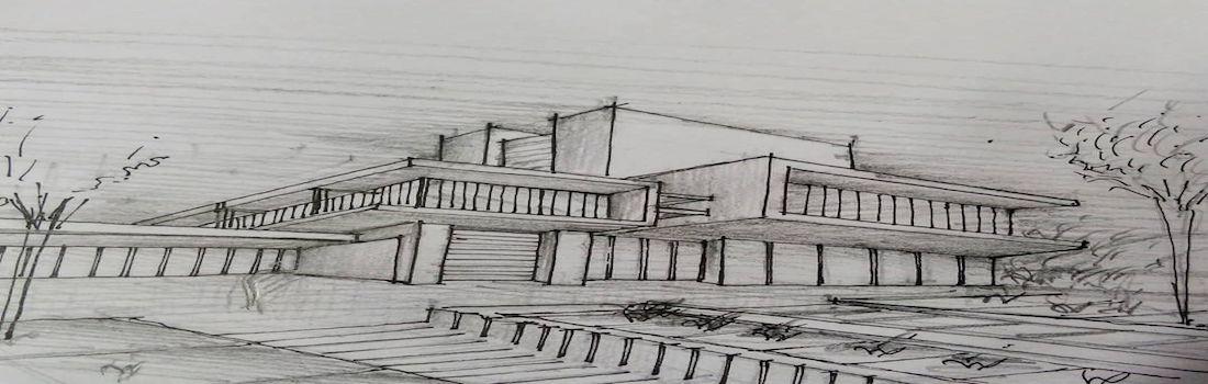 Construction of modern houses Benitachell