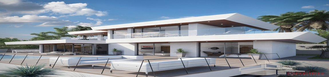 Turnkey project for sale in Moraira