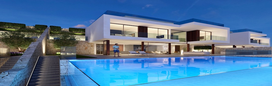 The best new modern houses in Finestrat, Spain, Holidaydream Homes Costa Blanca