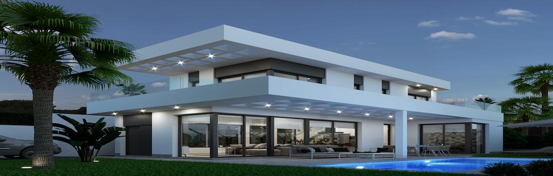 New modern villas Benidorm - Finestrat