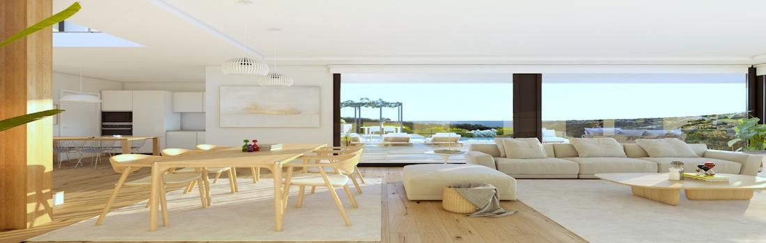 Sale of modern houses Benissa