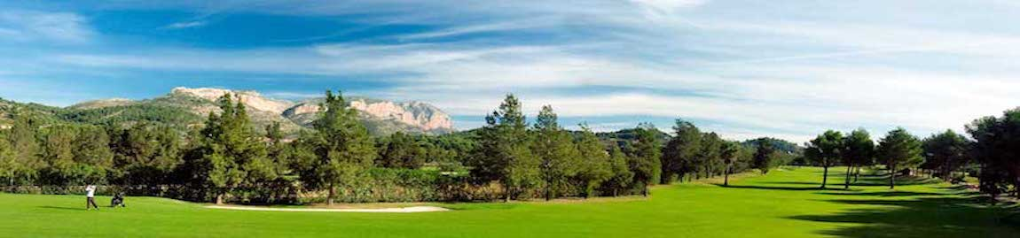 Immobilien in La Sella Golf Resort an der Costa Blanca von Alicante in Spanien