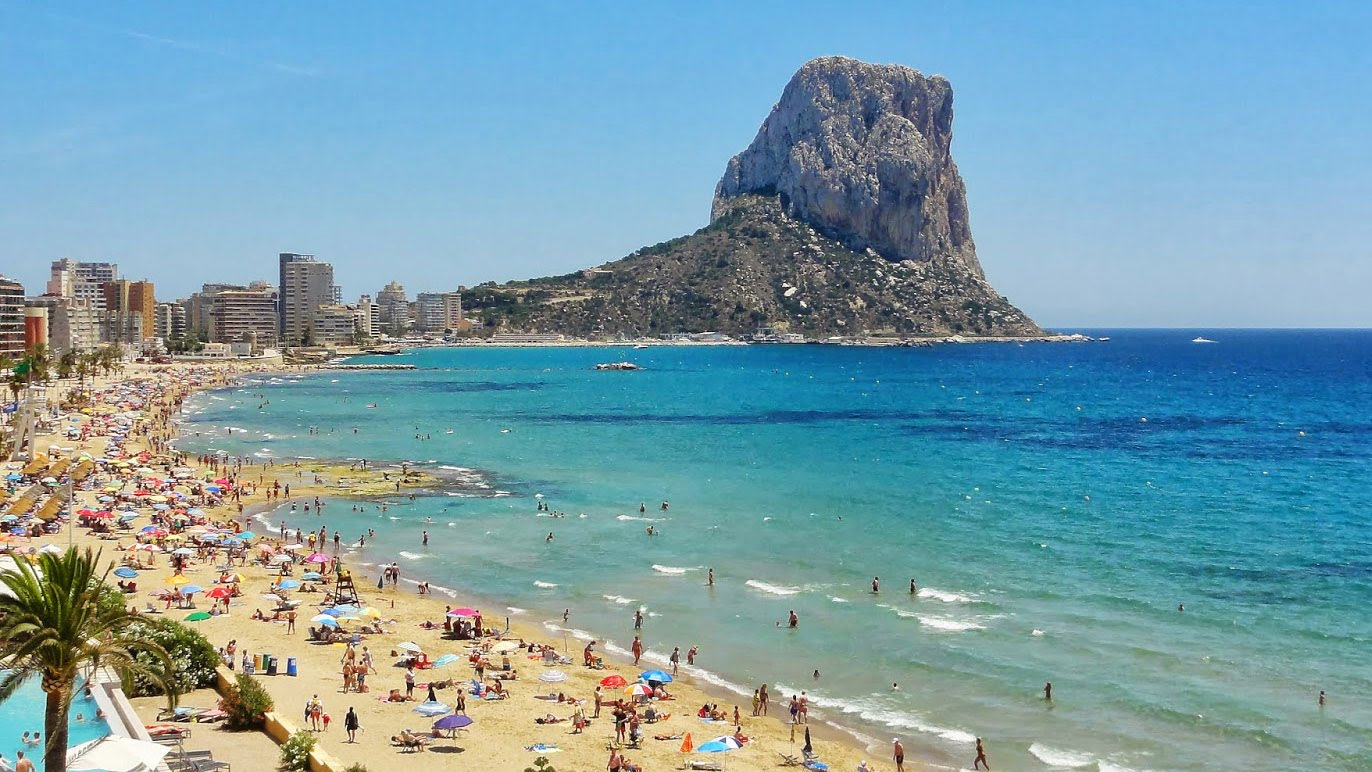 Villas & Houses in Calpe