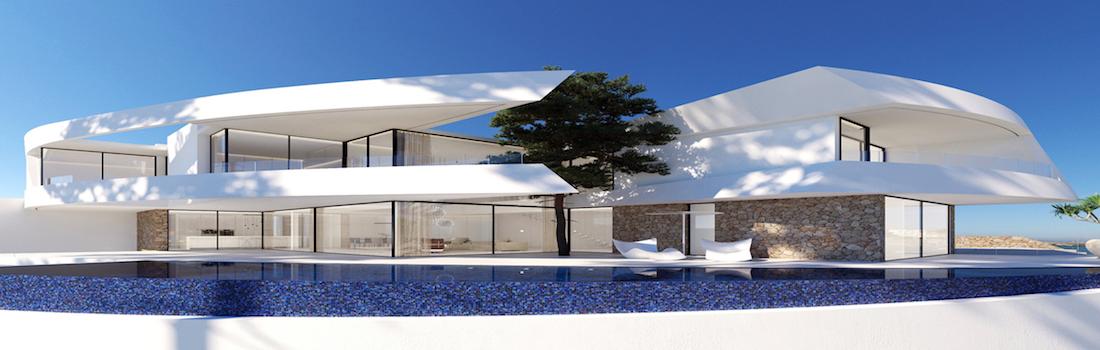 New modern villas Costa Blanca