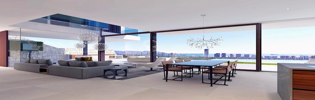 Sale of modern houses Benidorm - Finestrat