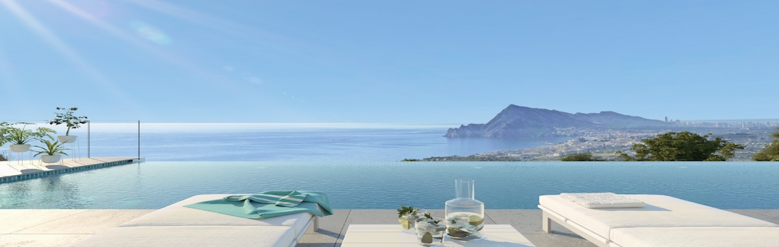 New construction Costa Blanca