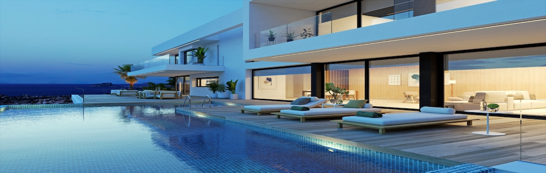 New construction Moraira