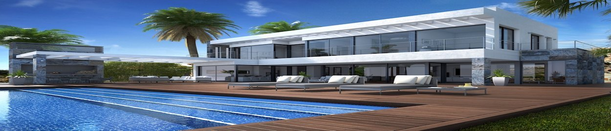 Villas & Houses in Costa Blanca