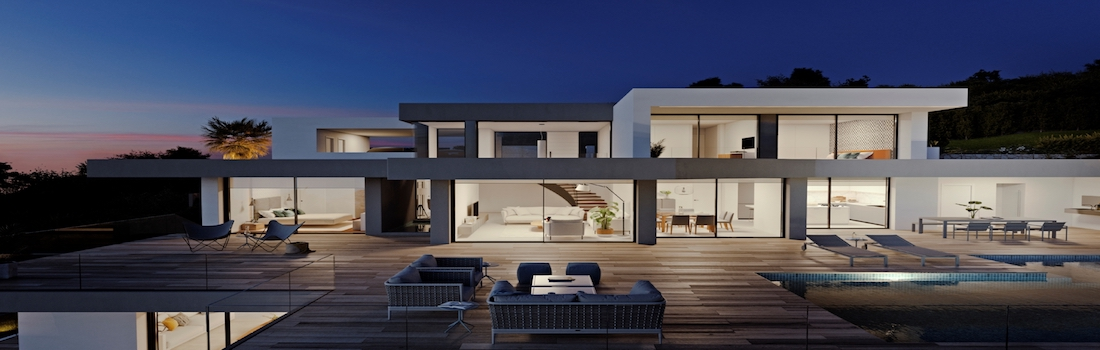 New construction Calpe