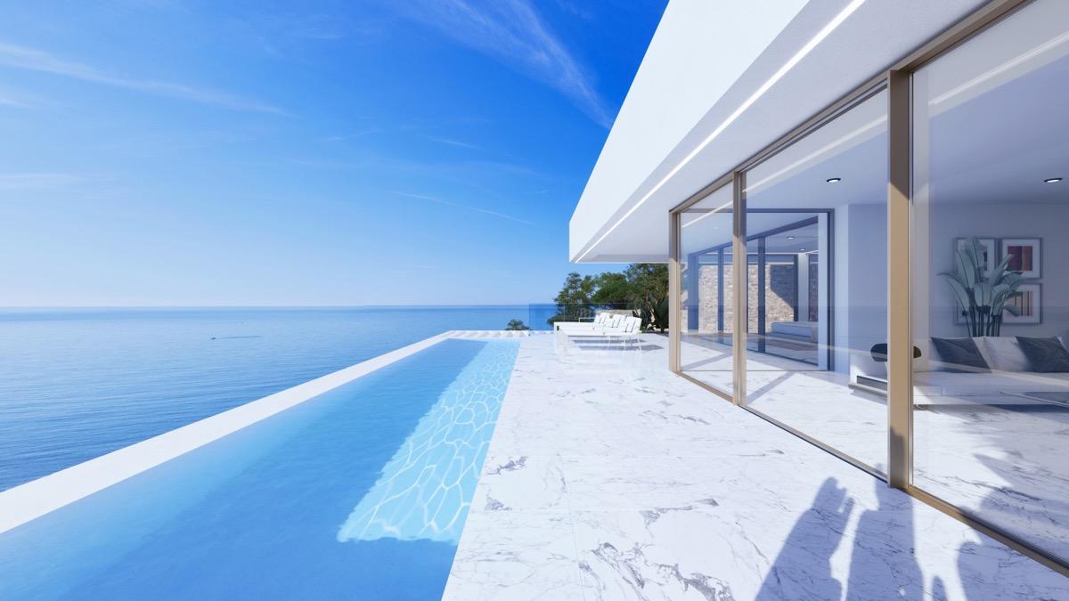 Panorama Bay luxury penthouses Altea, Costa Blanca