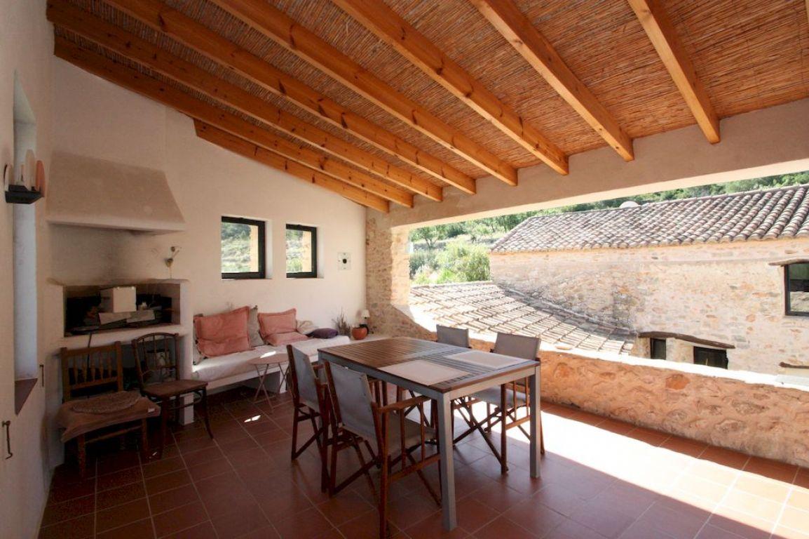 Casas de campo en venta en Benissa en la Costa Blanca de nueva construcción y segunda mano