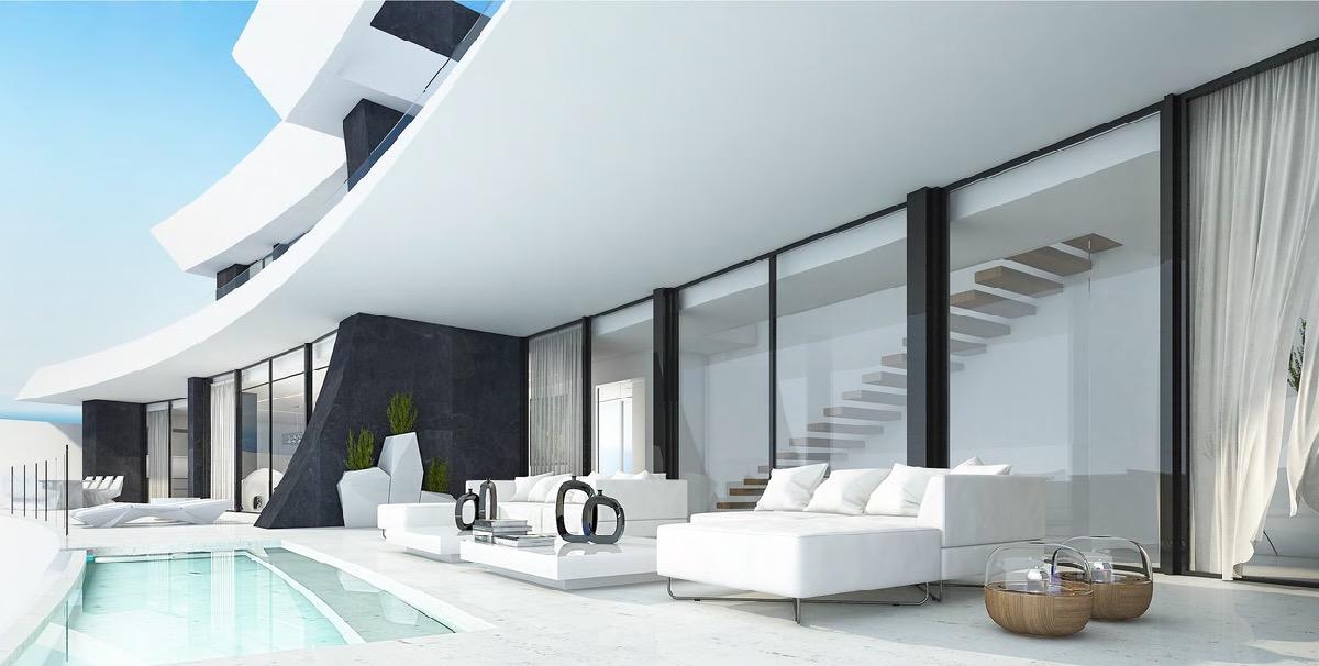 Propiedades de lujo en venta en la Costa Blanca, casas modernas de lujo de obra nueva, villas de lujo, casas de lujo