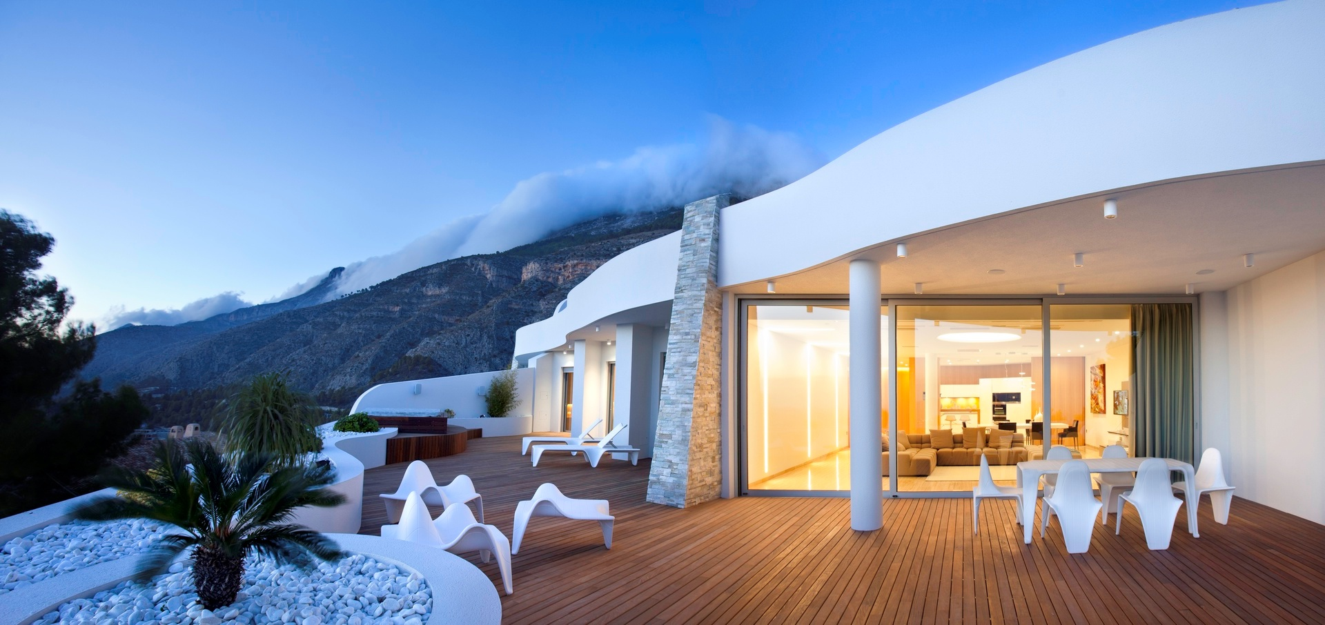 Newly developed residential on the Costa Blanca