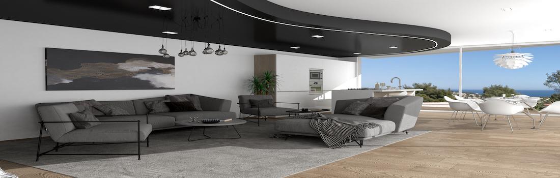 For sale modern villas in Benissa