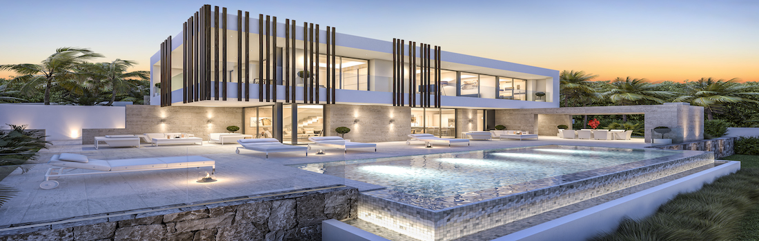 Newly built minimalist villas Benidorm - Finestrat