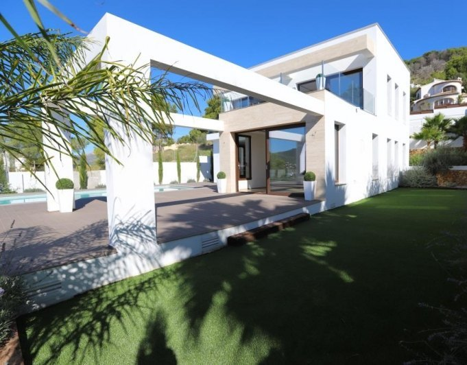 Modern villa for sale in Rafalet Jávea