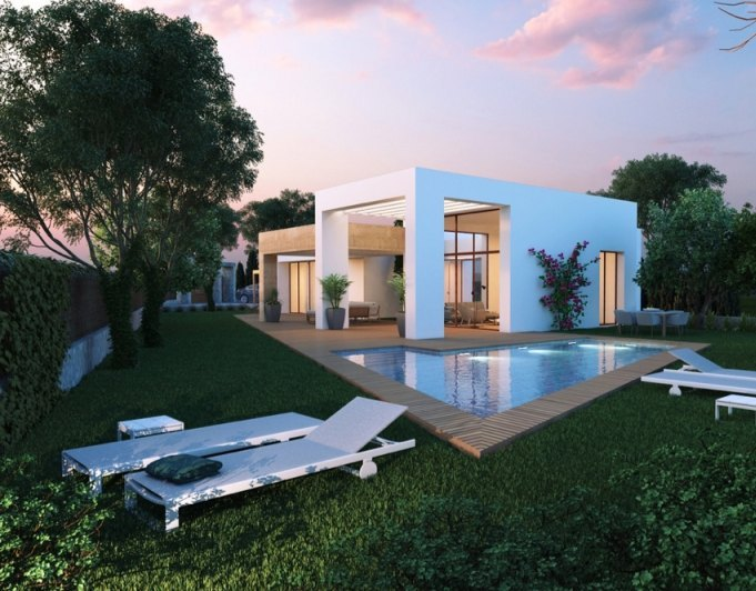 Modern newly built villa in Jávea | Tosale...