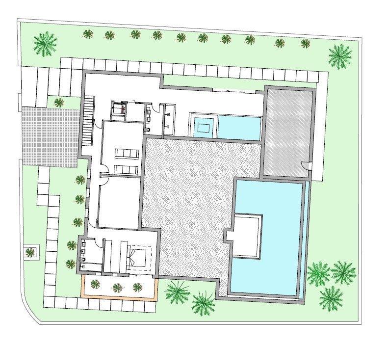 Villa moderna de obra nueva en venta en Javea con vistas al Mar en Pinosol
