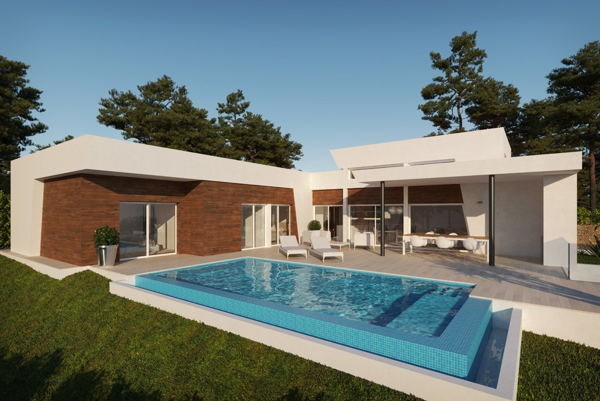 New construction villa for sale in on one ...