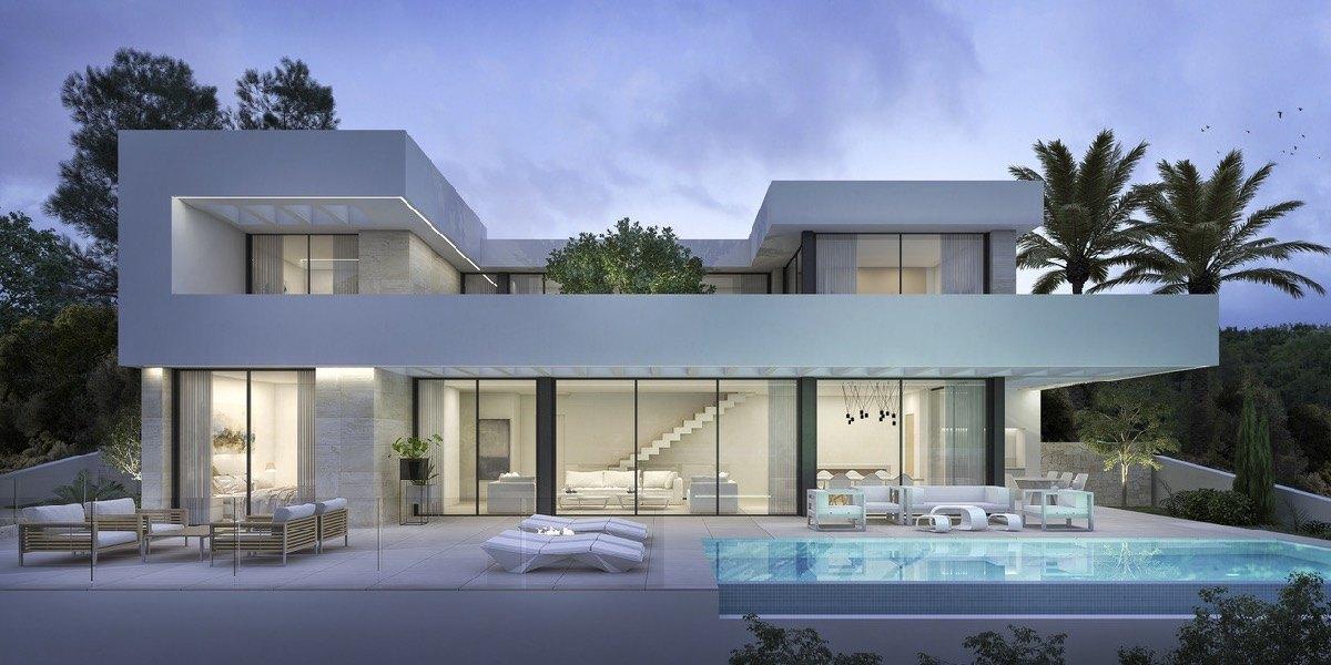villa en moraira · otra 1800000€