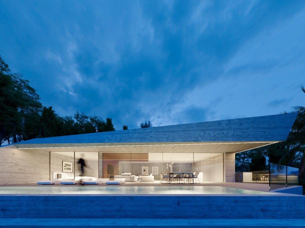 villa en benissa · montemar 1550000€