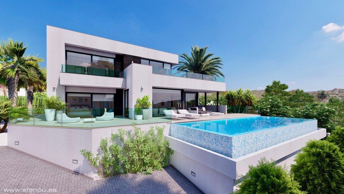 villa en moraira · la-sabatera 1250000€