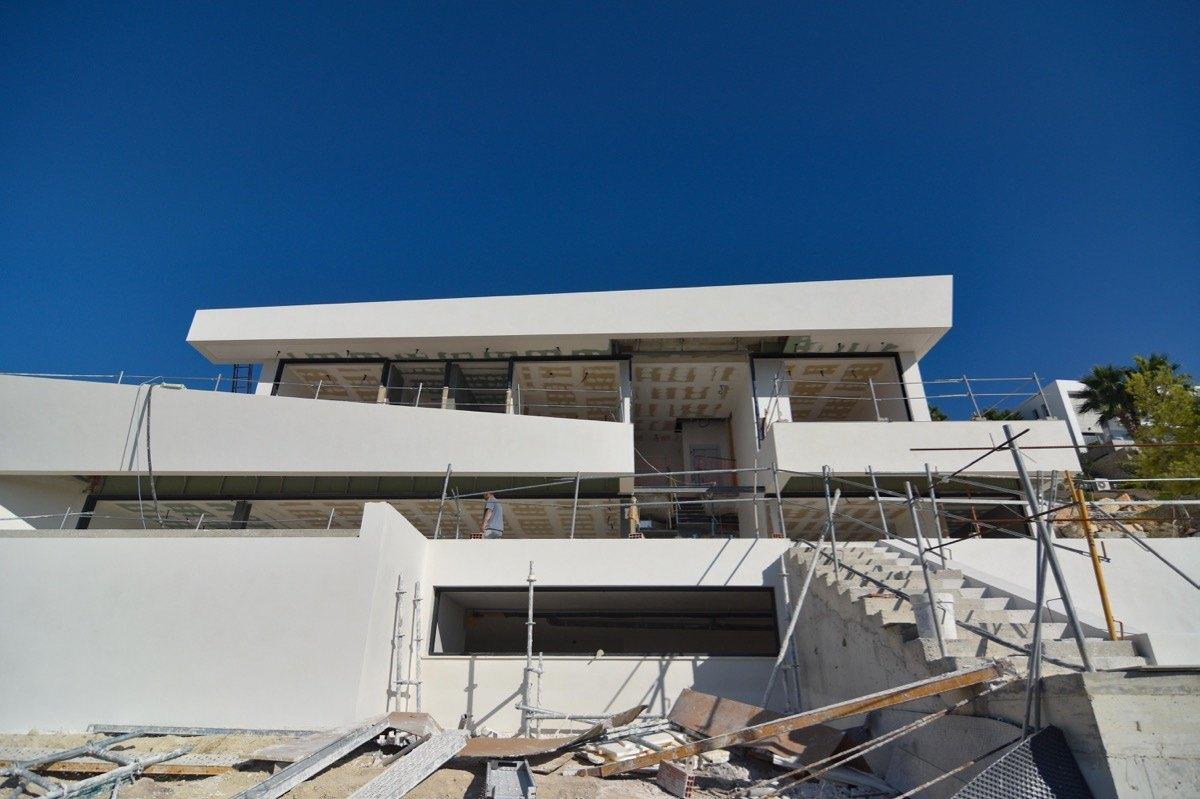 villa en benissa-costa · galen's-raco 2700000€
