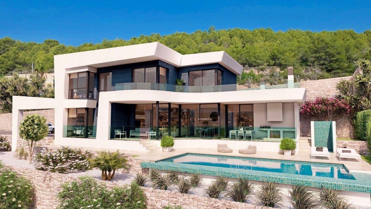 villa en calpe · gran-sol 1090000€