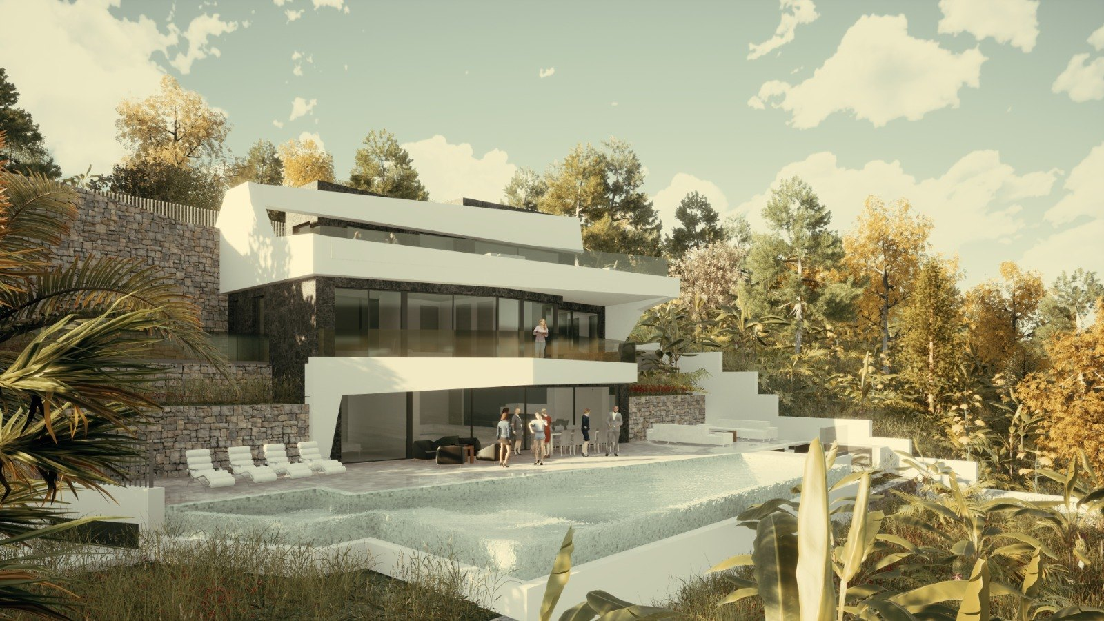 villa en benissa · benissa-coast 1750000€