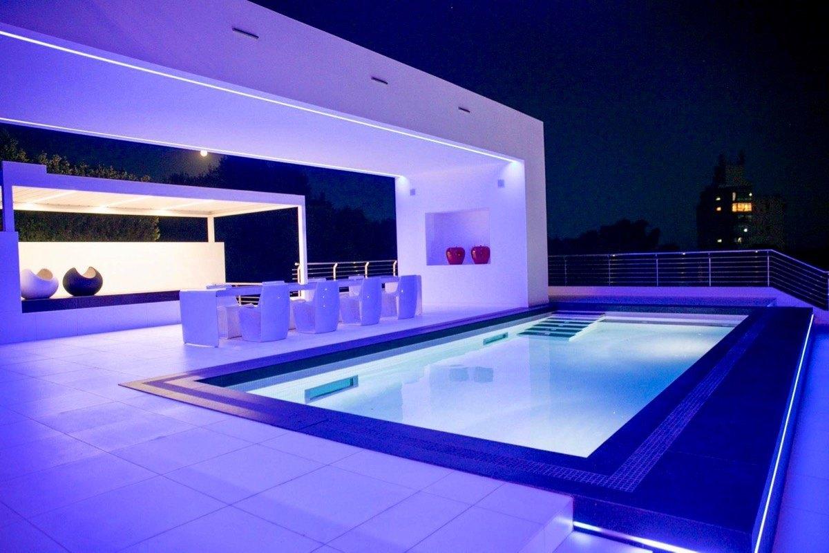 Villa de lujo moderna en venta en El Portet de Moraira con vistas al mar
