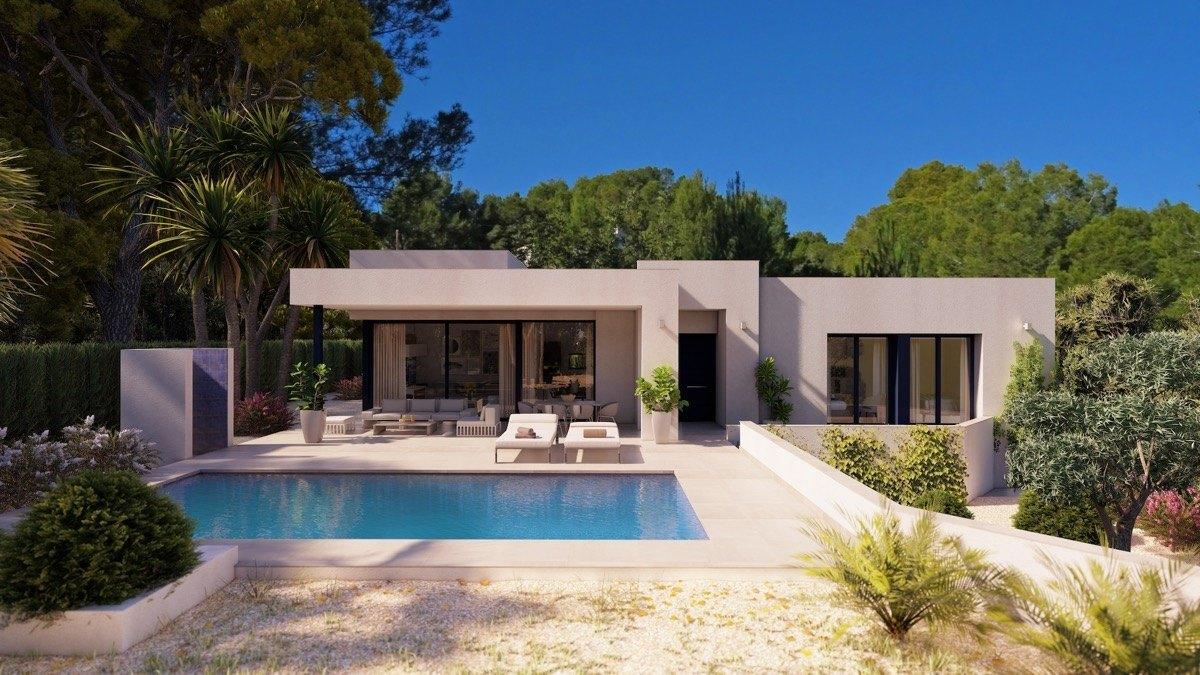 villa en benissa · fanadix 645000€