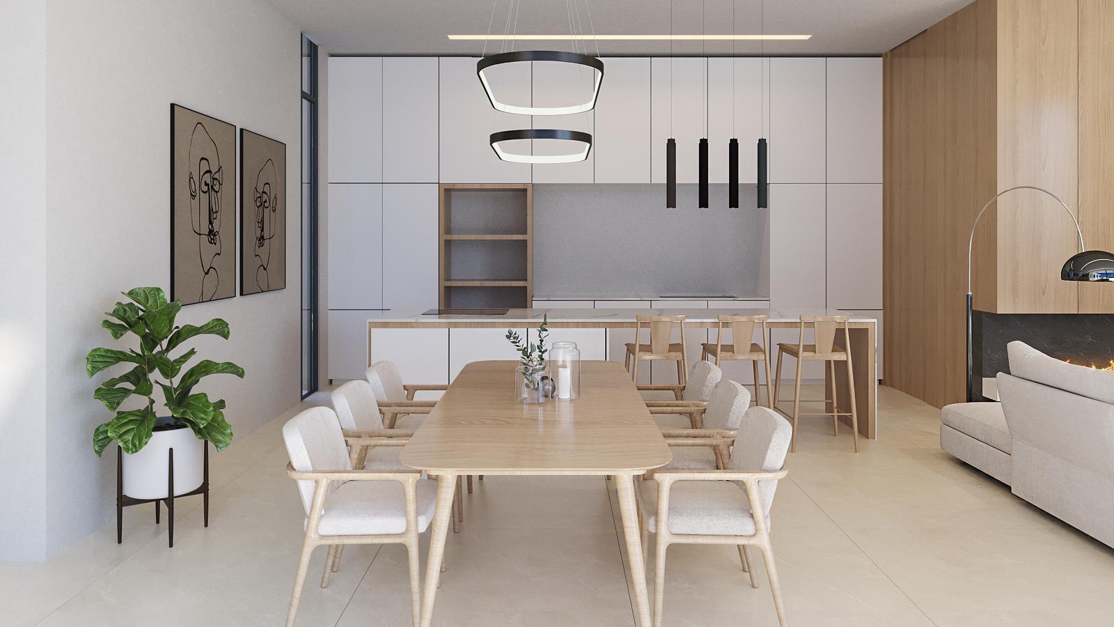 Villa moderna de obra nueva en venta en Moraira, Moravit