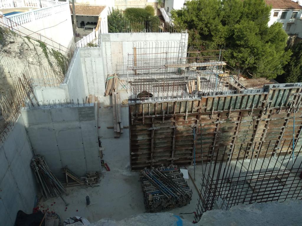 Villa moderne de nouvelle construction à vendre à Benissa avec vue sur la mer Montemar